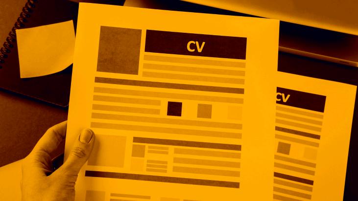Adapter son C.V, recherche d'emploi