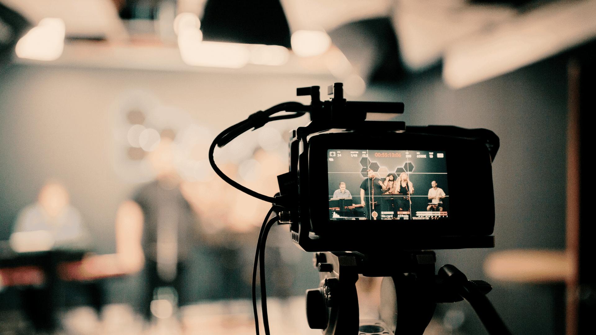 virtu'or, audiovisuel, CJEMY, caméra