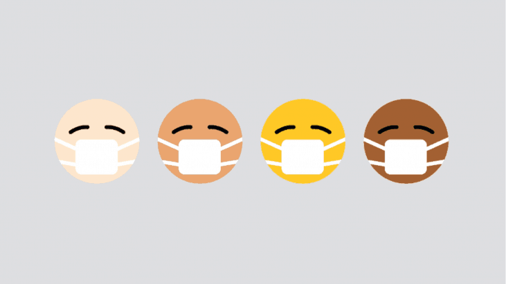 covid19, coronavirus, emoji, mask
