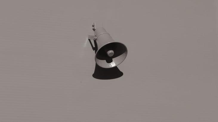 speakerphone, porte-voix