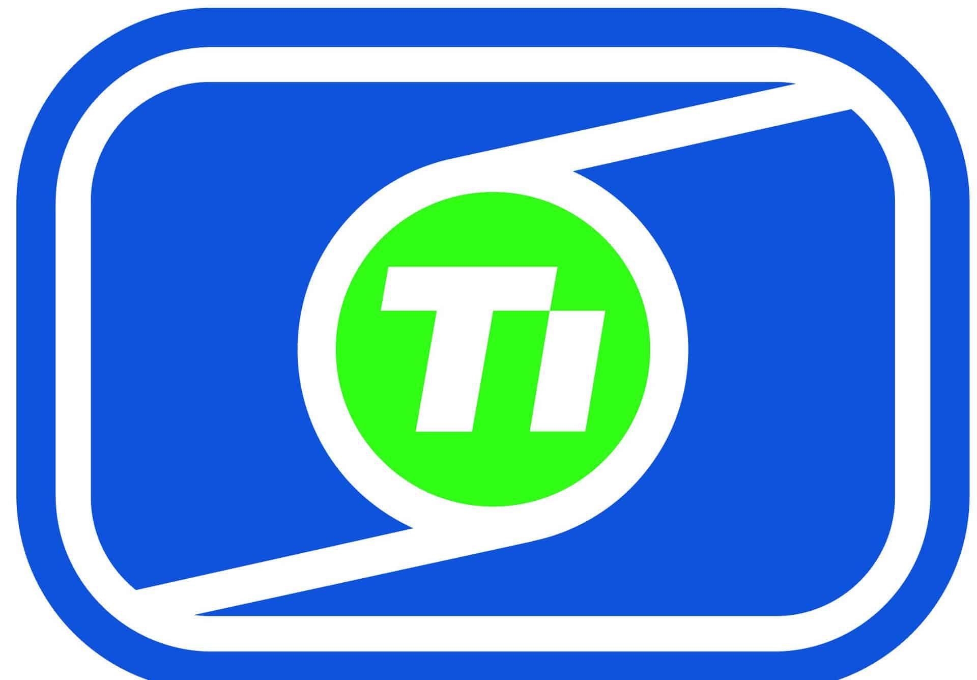 Ti Brandmark Monogram PMS Ti Brandmark Monogram CMYK
